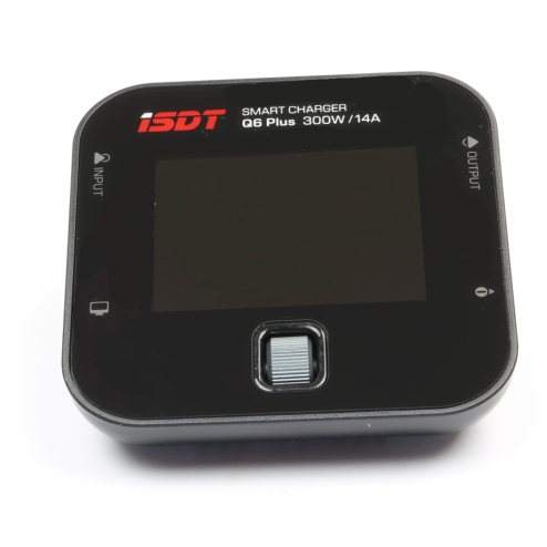 iSDT Q6 Plus Smart Charger