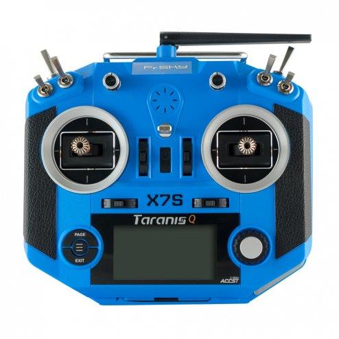 FrSky Taranis Q X7S EU LBT Mode 2 Blau