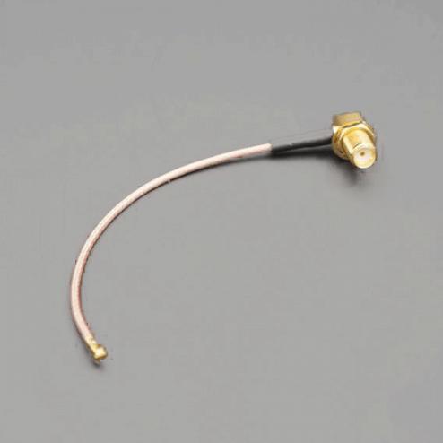 TBS Pigtail 90 degree SMA U.FL (10 cm)