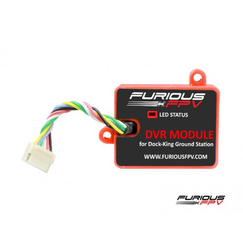FuriousFPV - High Performance DVR Module
