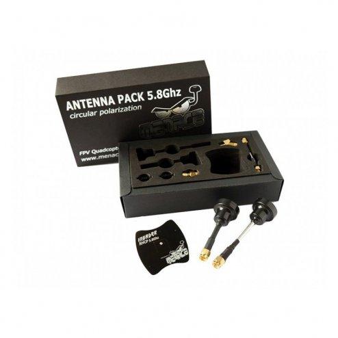 Menace Antennen Set 5.8Ghz RHCP(7689)