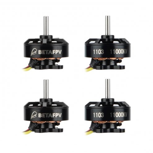BetaFPV 1103 11000KV Brushless Motor (4 Stk.)