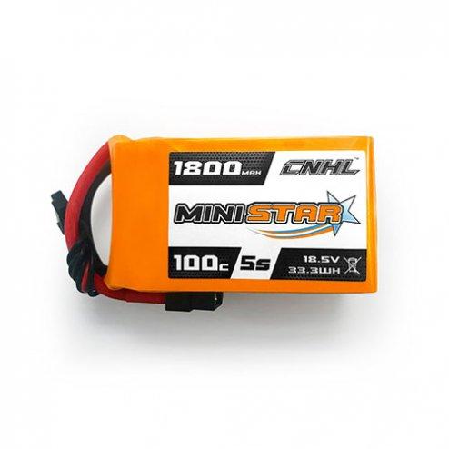 CNHL Mini Star 5S 1800 mAh 100C LiPo Akku