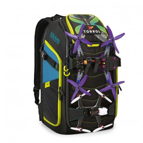Torvol Quad PITSTOP Backpack Pro XBlades edition