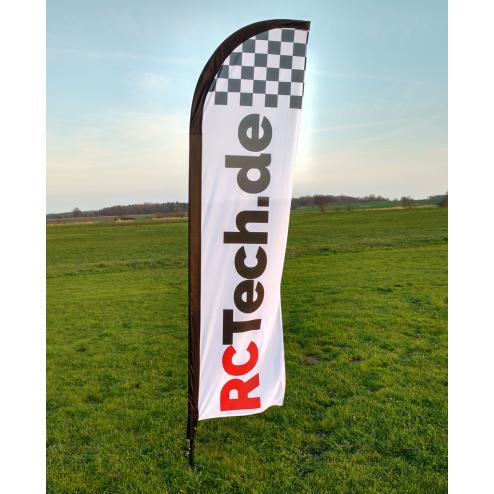 Beach Flag für Racetrack - RCTech.de