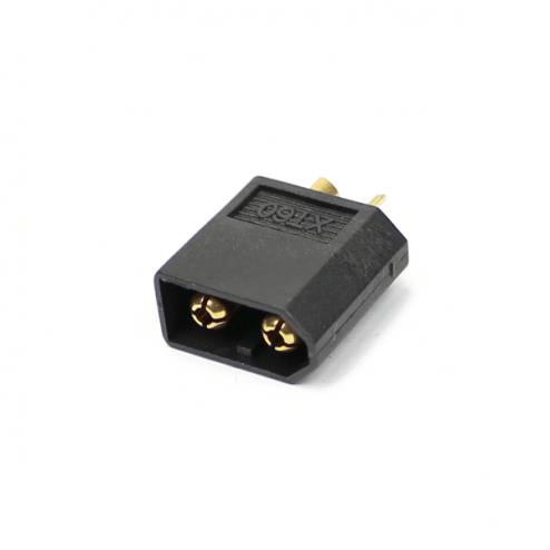 XT60 Stecker in schwarz