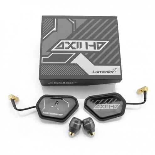 Lumenier AXII HD 5.8GHz Antenna Combo Set für DJI Digital HD FPV Goggles