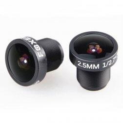 Linse 2.5 mm für FPV Kameras - Foxeer