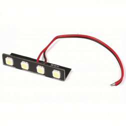 Graupner LED Winkelleiste weiß