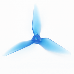 RaceKraft 5051 TCS Dreiblatt Propeller Blau (4 Stück)