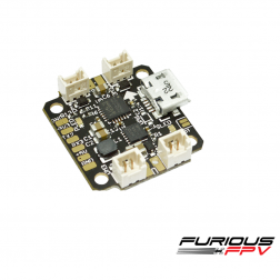 Furious FPV NUKE Brushed Micro Flugsteuerung