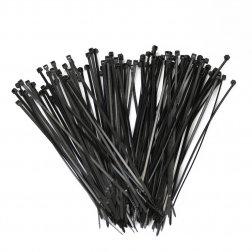 Kabelbinder schwarz verschiedene Längen