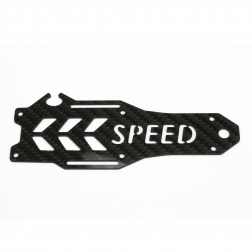 Topplate Upper Fuselage Plate (Speed Addict 210-R and 250-R)