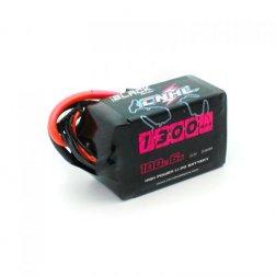 CNHL Black Series 6S 1300 mAh 100C LiPo Akku