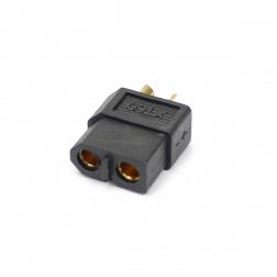 XT60 Buchse in schwarz