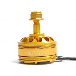 Cobra CP-2205 2300kv Champion Series Motor Gold (2 Stk.)