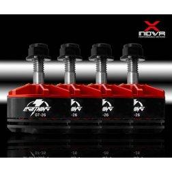 XNOVA Lightning 2207 2600 KV Motoren Set (4 Stk.)