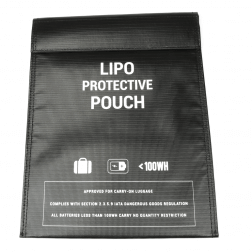 TBS Lipo Save Bag / Tasche