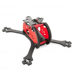 Lumenier QAV-CODERED Mini FPV Quadcopter 3""