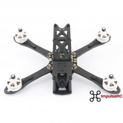 "ImpulseRC Mr Steele Edition 5"" Alien Frame Kit + KISS PDB with OSD(18643)"