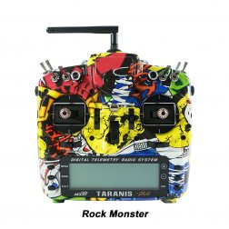 FrSky Taranis X9D Plus SE Rock Monster EU LBT Mode 2