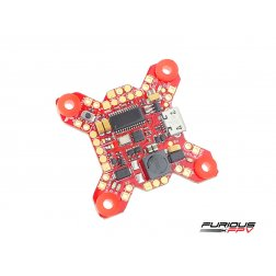 Furious FPV FORTINI F4 OSD FC Rev.2