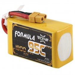 Acehe LiPo Akku 4S 1800 mAh 95C Formula Series