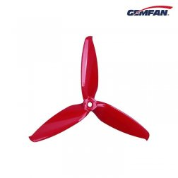 Gemfan Flash 5552-3 Propeller Ferrari Rot (4 Stk.)