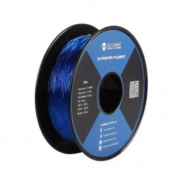 SainSmart Flexible TPU Filament Blau