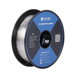 SainSmart Flexible TPU Filament Transparent