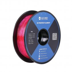 SainSmart Flexible TPU Filament Pink