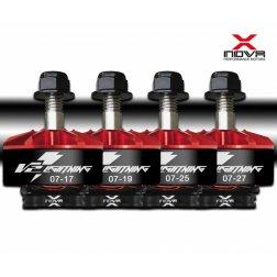 XNOVA Lightning 2207 2700 KV V2 Motoren Set (4 Stk.)