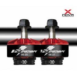XNOVA Lightning 2206 2700 KV V2 Motoren Set (4 Stk.)