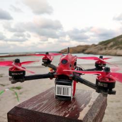 RCTech FPV Racer Kopter Bausatz 2018 (ARF)