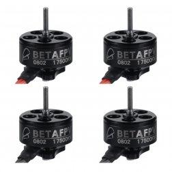 BetaFPV 0802 17500KV Brushless Motor (4 Stk.)
