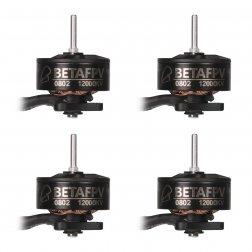 BetaFPV 0802 12000KV Brushless Motor (4 Stk.)