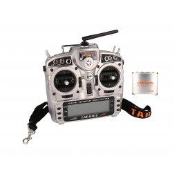 FrSky Taranis X9D Plus mit Aluminium-Koffer EU LBT Mode 2
