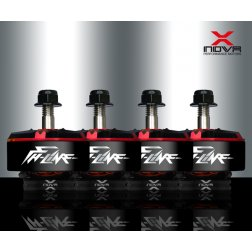XNOVA Freestyle Hard Line 2207 1800 2450 2600KV Motoren Set (4 Stk.)