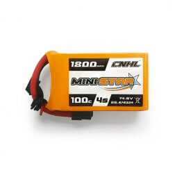 CNHL Mini Star 4S 1800 mAh 100C LiPo Akku