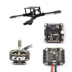 Source Two Racing Copter Set 6S ohne FPV (ARF)