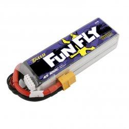 Tattu Funfly LiPo Akku 4S 1800 mAh 100C