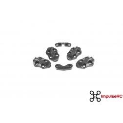 ImpulseRC Apex Plastik Kit Schwarz