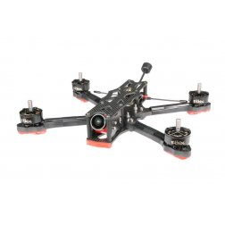 "ImpulseRC Apex 5"" Base Frame Kit Schwarz"