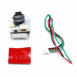JHE42B_S Small 110DB Finder Buzzer Eingebaute Batterie mit LED