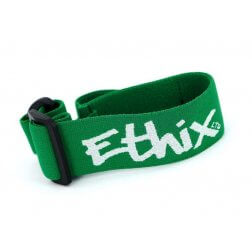 Ethix Goggle Strap V3 White Logo