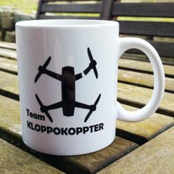 Kaffeebecher 'Team KloPPoKoPPter'
