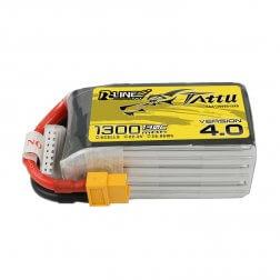 Tattu R-Line LiPo Akku 6S 1300 mAh 130C V4