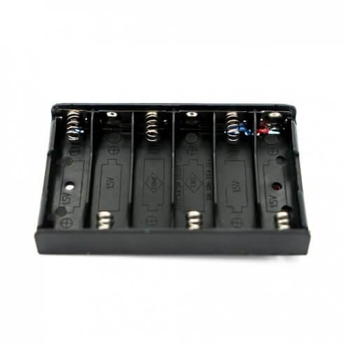 FrSky Taranis Q X7 Battery box