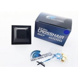 VAS IBCrazy Crosshair Patch Antenne RHCP V4