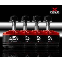 XNOVA Lightning 2207 1800 KV V1N Motoren Set (4 Stk.)